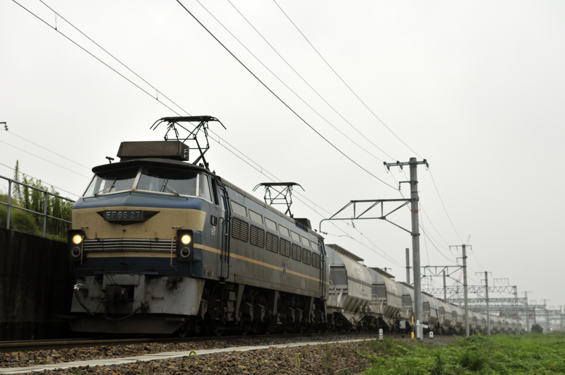 5767レ EF66-27号機