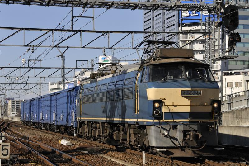3460レ EF66-26号機
