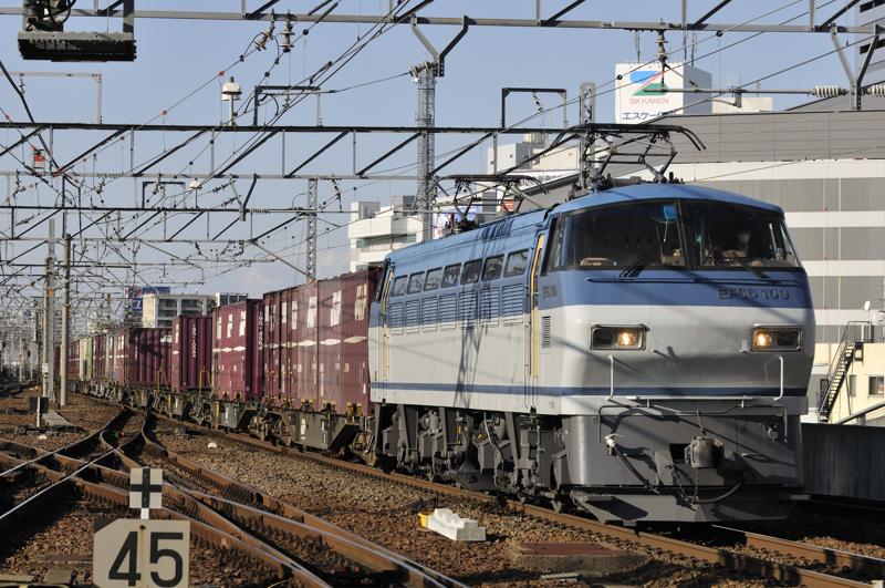 5088レ EF66-109号機