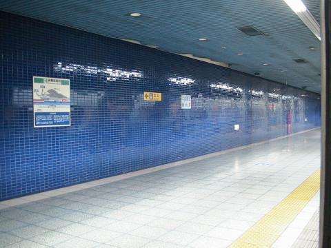 天空橋駅ホーム