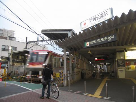 大井町線に撮影に行ってきました。
