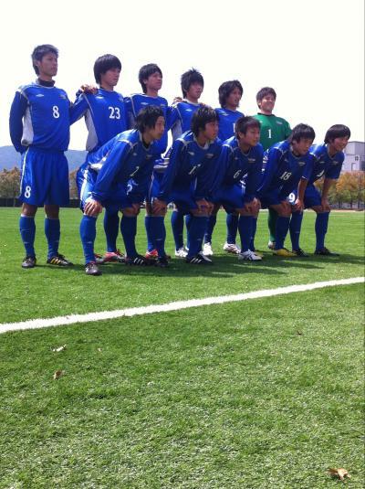 2011年度 中国L 第2節 vs福山平成大学(2011:4:29 fri)[start]