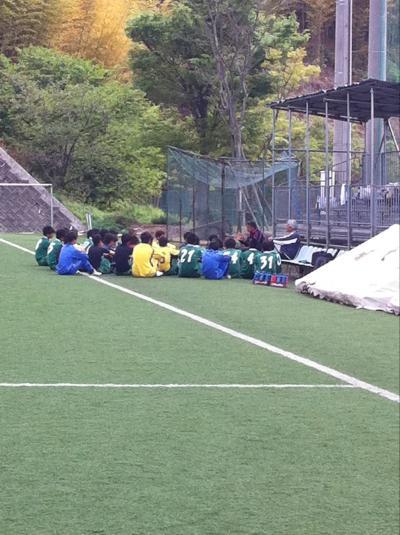 TM vs岡豊高校(2011:5:1 sun)「試合後MTG/岡豊高校」