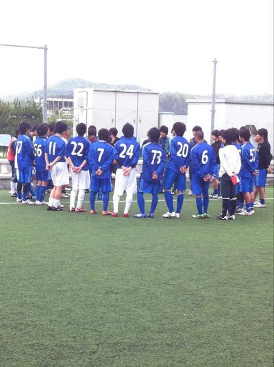 TM vs岡豊高校(2011:5:1 sun)「試合後MTG」