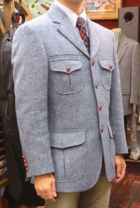 アニバーサリーツイードのジャケット