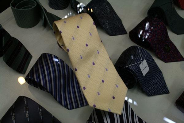 梨のネクタイ