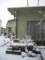 3・9雪景色