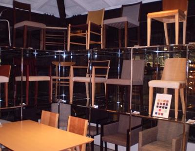1111東京ワイスワイス椅子
