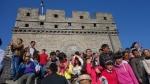 万里の長城10