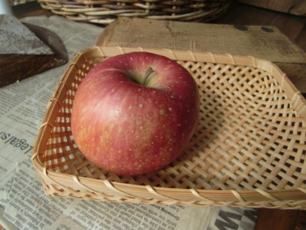 りんご売りがやってきた!