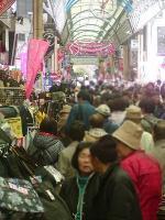 弘明寺商店街4月3日3
