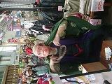 弘明寺の獅子舞です5