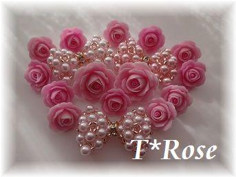 薔薇 アクセサリー