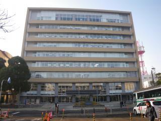 諫早市役所新庁舎