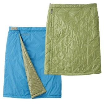モンベル サーマラップスカート