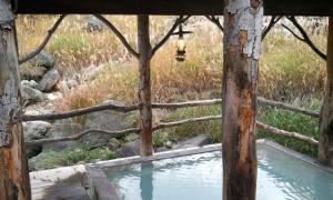 乳頭温泉黒湯