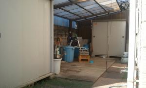 サビ小屋4