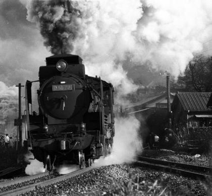 変換 ~ 中央西線1971.11.21落合川5