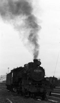 変換 ~ 関西本線1972.3.25