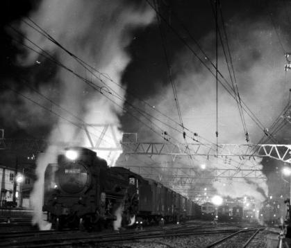 変換 ~ 中央西線1971.11.21落合川6