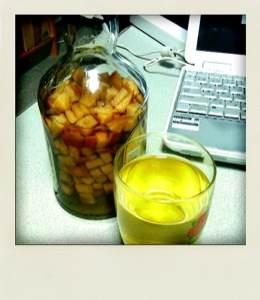 りんごウィスキー