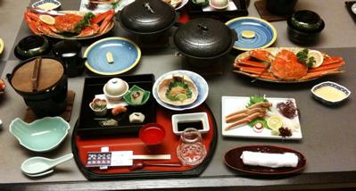 2.玉井カニ料理