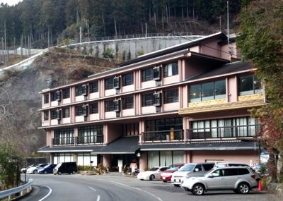 ホテルかづら橋