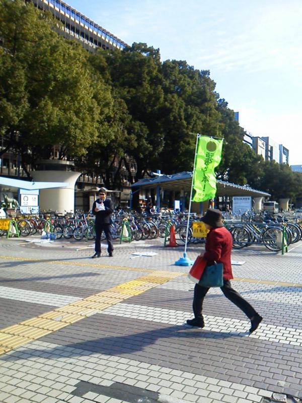 20130209反マスコミ名城街宣04