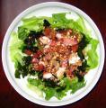蛸と鮪のサラダ