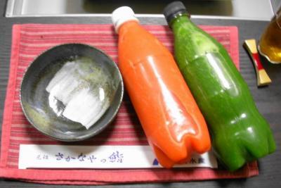生ジュース2種