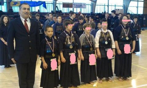 剣道地区大会2013
