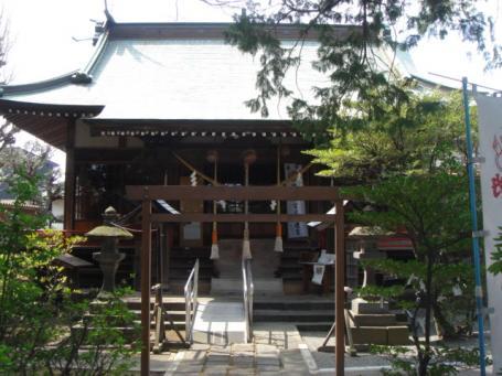 常祗稲荷神社