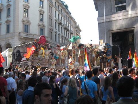 ゲイのパレード