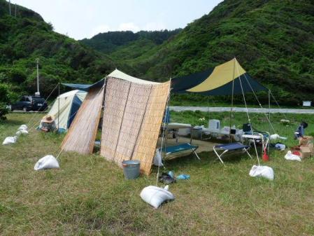 テント・1