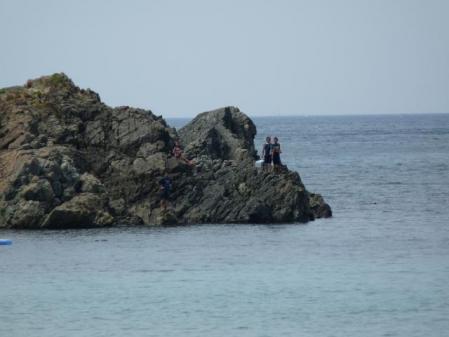 海水浴・1