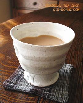 ジンジャーチャイ 銀の芽紅茶店