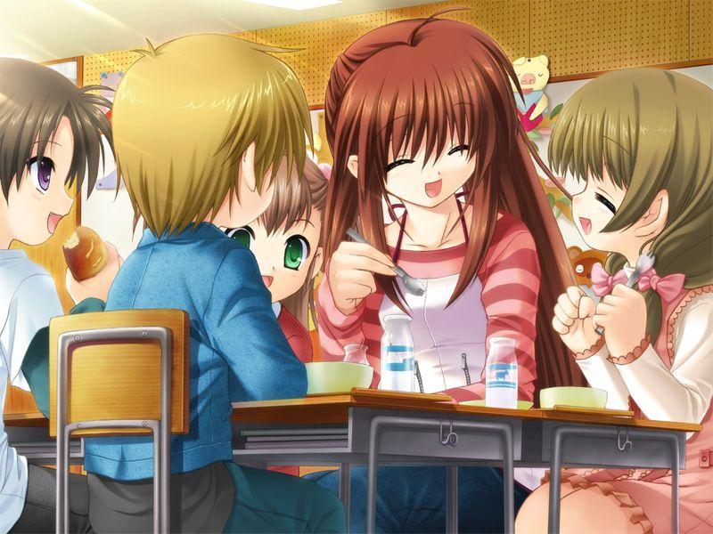 鈴と子供たち(GAME
