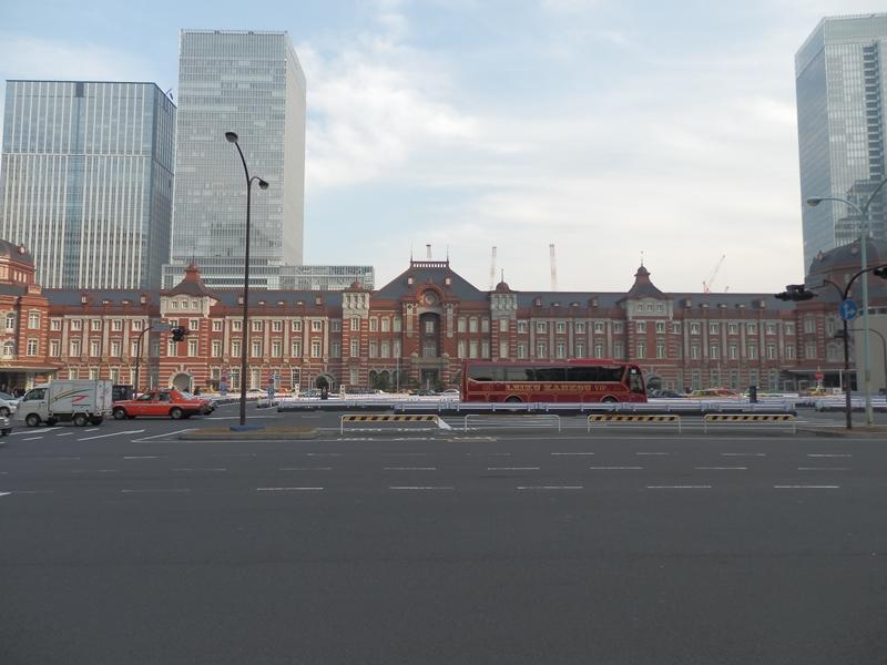 新生東京駅