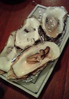 焼き牡蠣 うまーっ