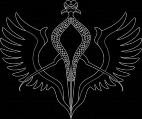 銀河帝国紋章-シルエット 02