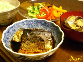 Aug17_鯖煮
