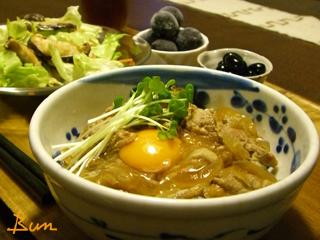 Sep29_豚丼