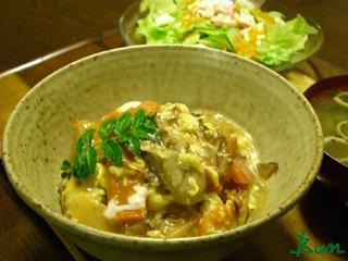 Oct19_カキ丼