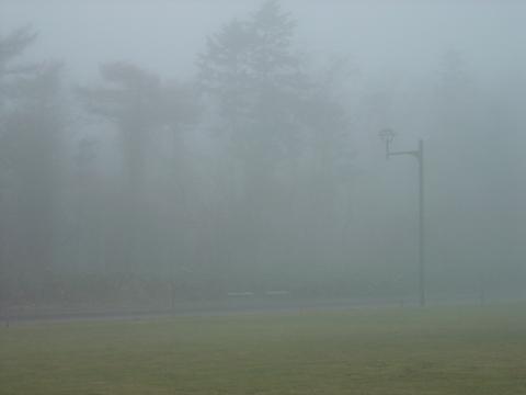 霧の職場地方(2009.12.01)