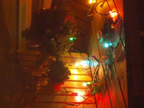 クリスマスのデコ02(2009.12.05)