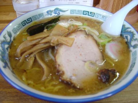 みそラーメン(2009.12.06)