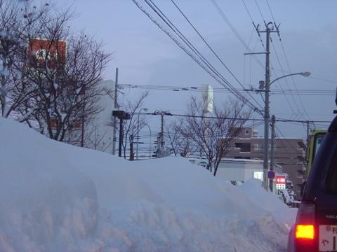 札幌の街(2010.01.17)