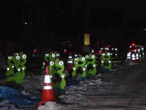 カエル隊(2010.01.29)