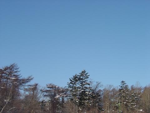 -18℃の空(2010.02.04)