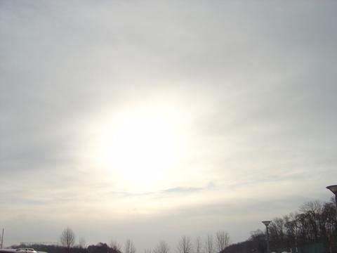 不思議な太陽(2010.02.05)